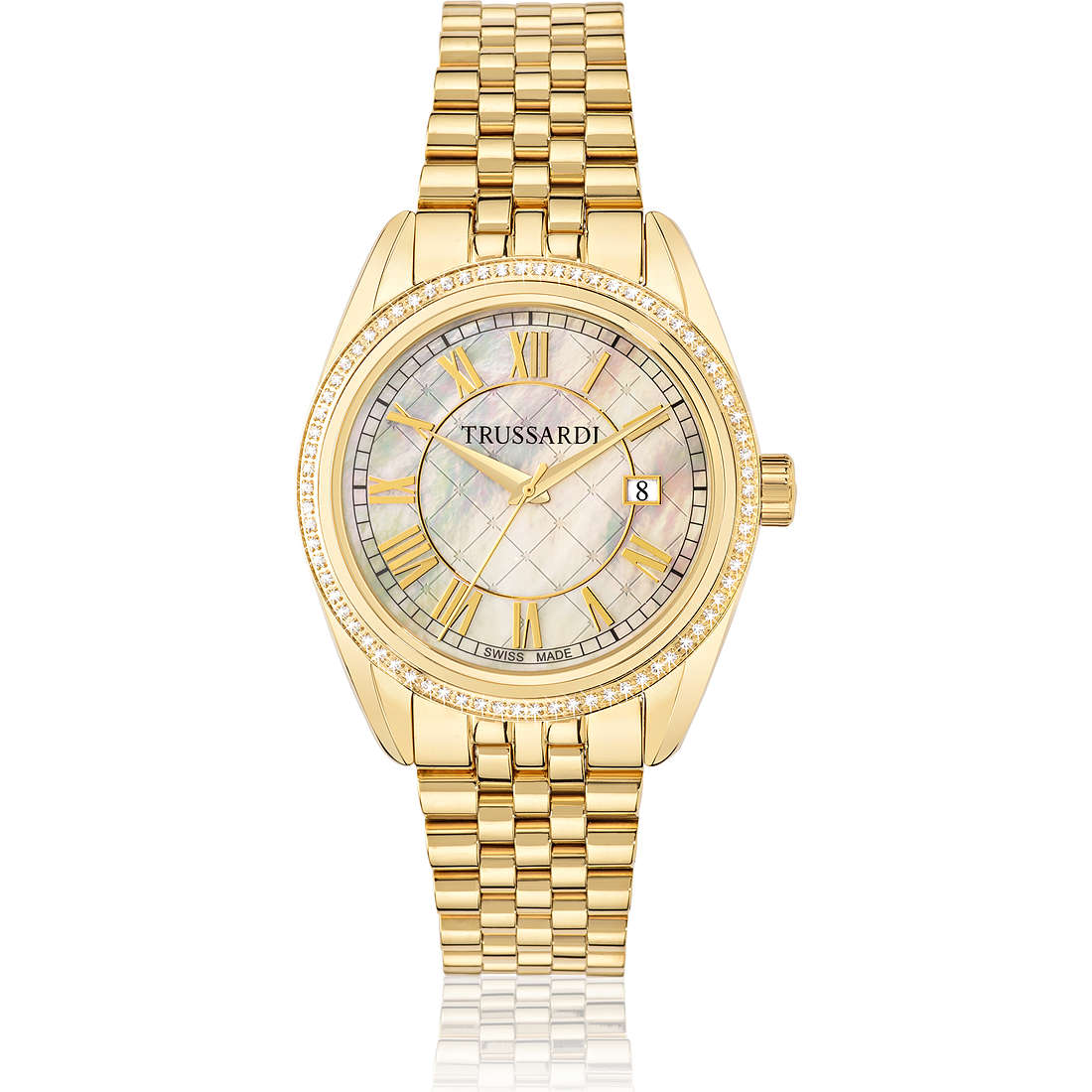 watch only time woman Trussardi Lady R2453103501