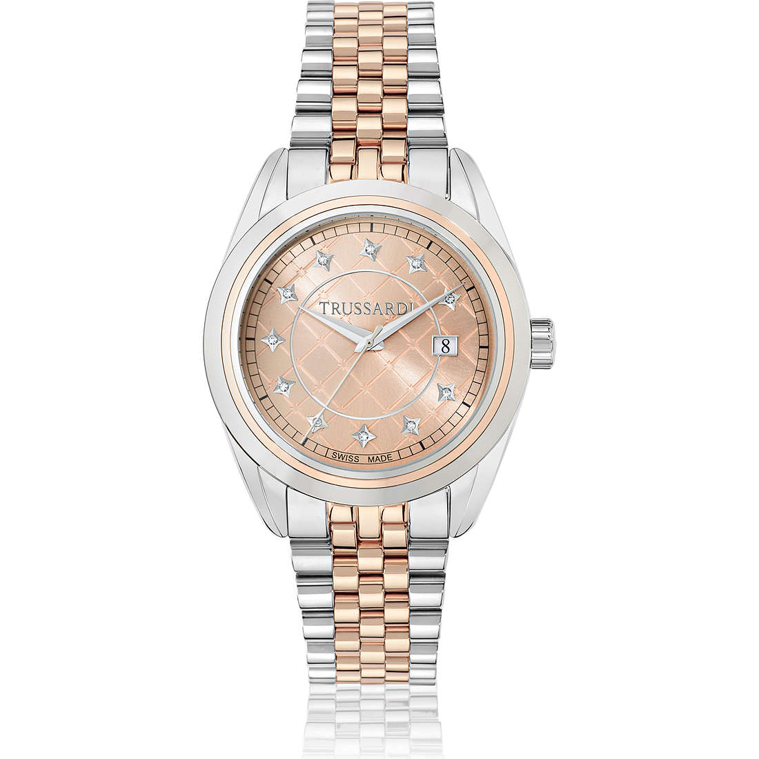 watch only time woman Trussardi Lady R2453103502