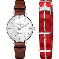 watch only time woman Trussardi T-Evolution R2451120505