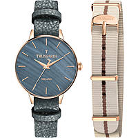 watch only time woman Trussardi T-Evolution R2451120506