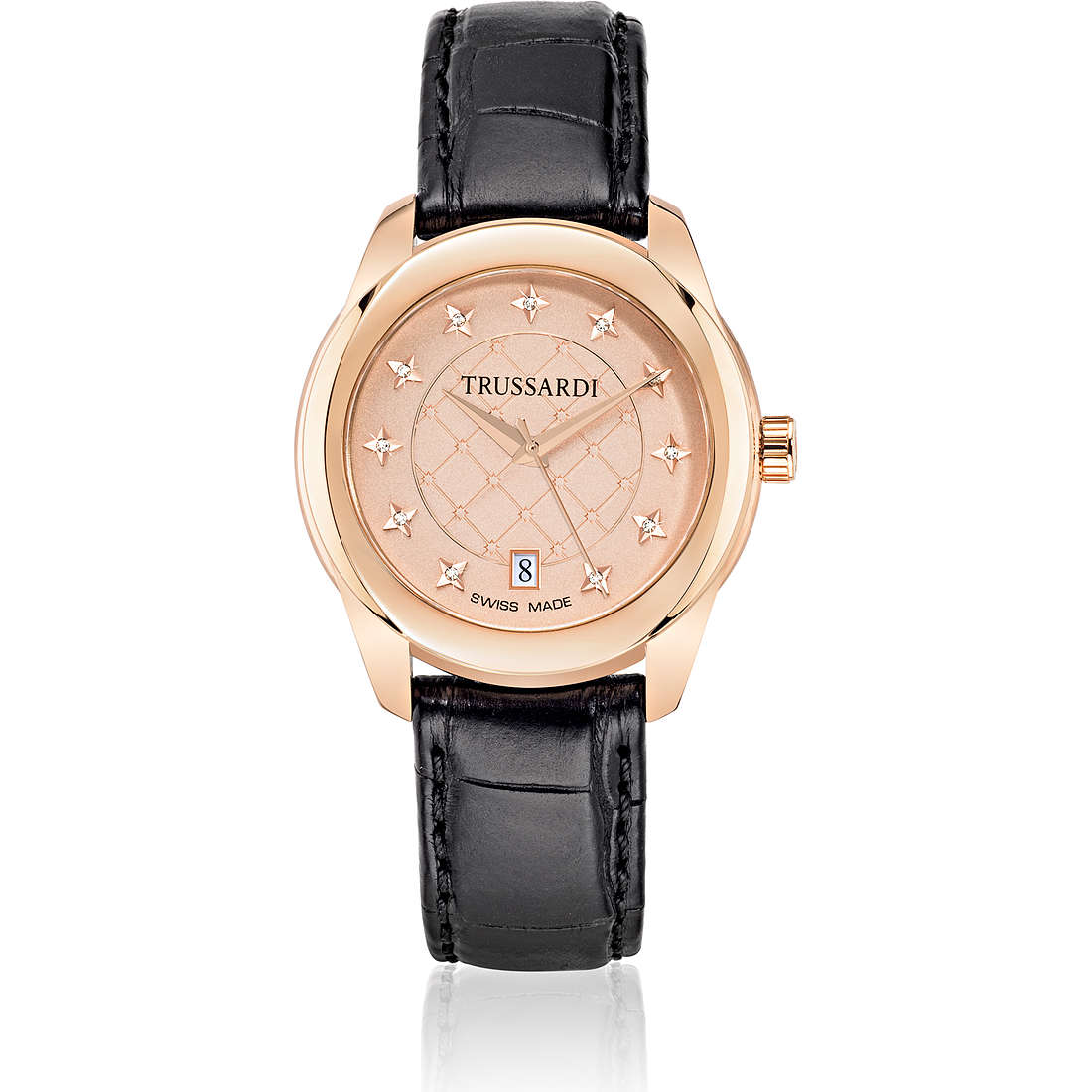 watch only time woman Trussardi T01 R2451100501