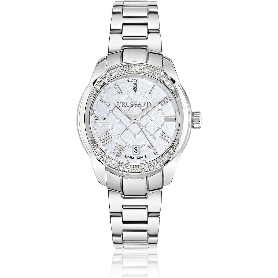 watch only time woman Trussardi T01 R2453100501
