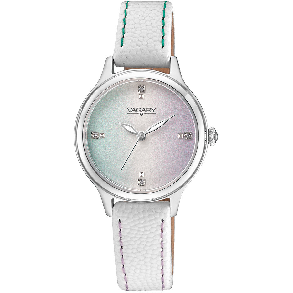 watch only time woman Vagary By Citizen Flair IH7-115-90