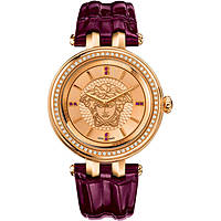watch only time woman Versace Khai VQE060015