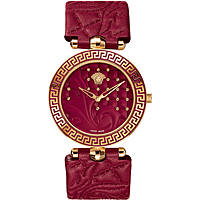 watch only time woman Versace Vanitas VK7050013