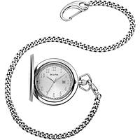 watch pocket watch man Bulova Pocket 96B270