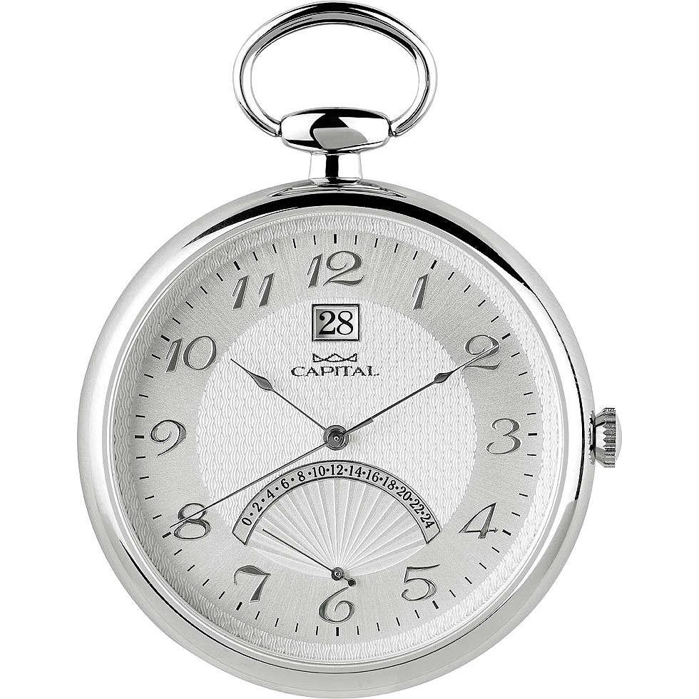 watch pocket watch man Capital TX137 LA