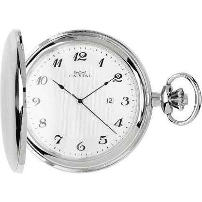 watch pocket watch man Capital TX149 LA