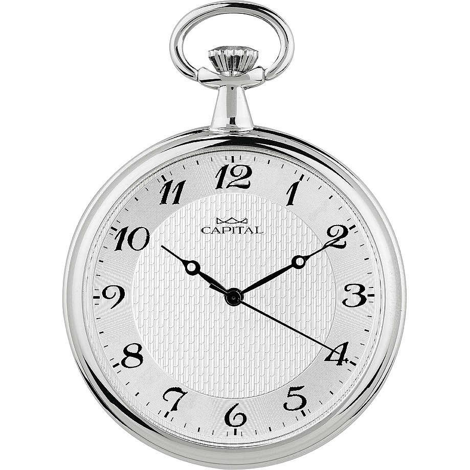 watch Pocket Watch unisex Capital TX121 NU