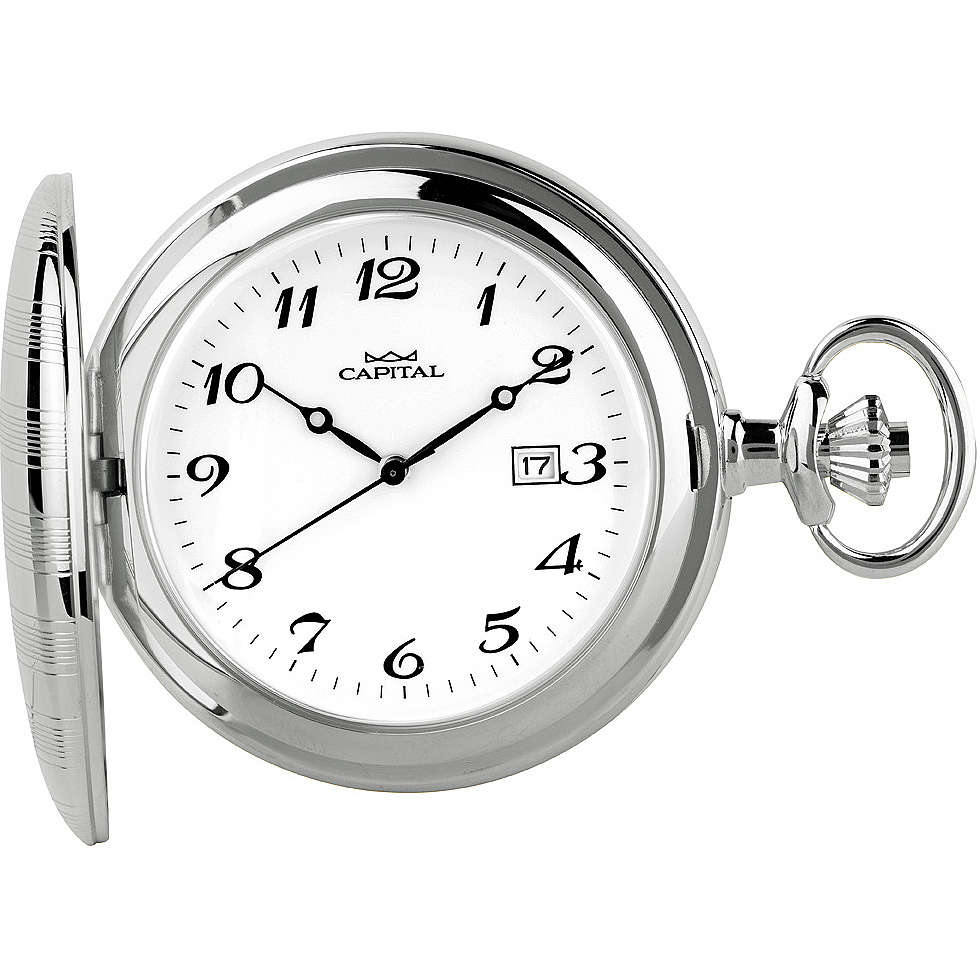 watch Pocket Watch unisex Capital TX135 OE