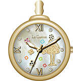 watch pocket watch woman Le Carose Cipolle CIPPIC01