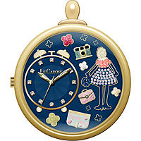 watch pocket watch woman Le Carose Cipolle ORCIP03