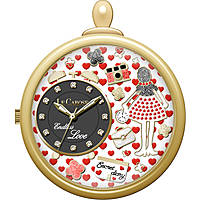 watch pocket watch woman Le Carose Cipolle ORCIP09
