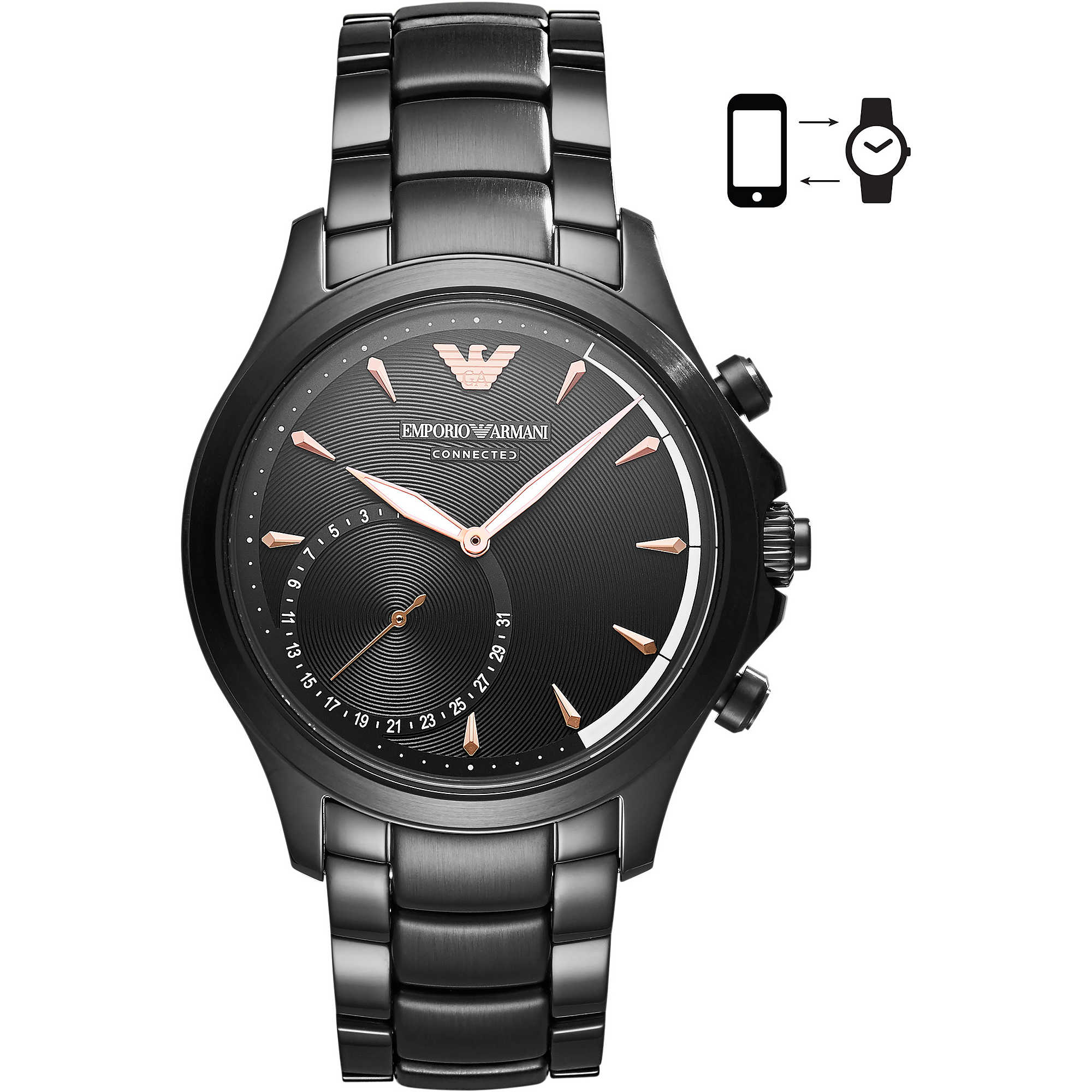 ver debuts watches date hybrid lens frederiqe manufacture smartwatch mobile y digital launches maker frederique constant