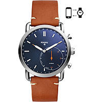 watch Smartwatch man Fossil Q Commuter FTW1151