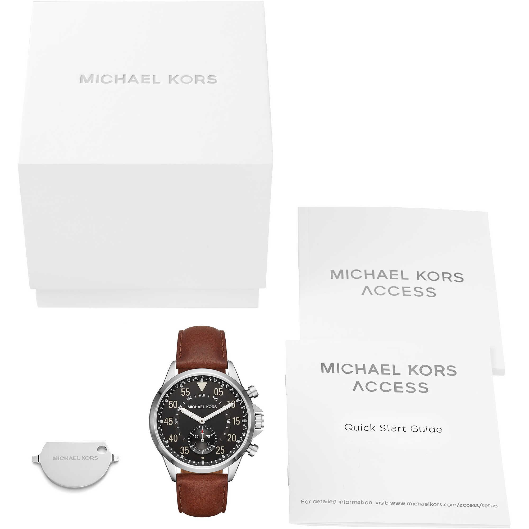 cad7c32336c4 watch Smartwatch man Michael Kors Gage MKT4001 Smartwatches Michael Kors