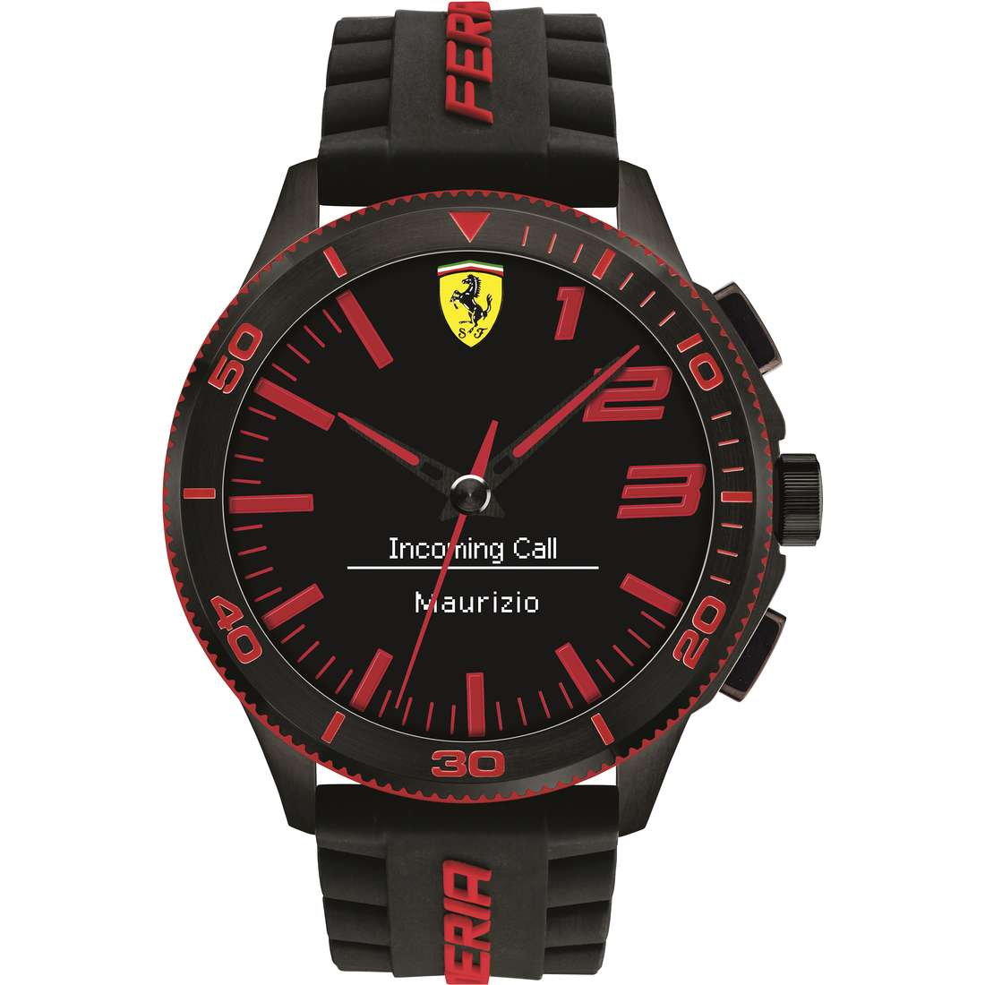 watch Smartwatch man Scuderia Ferrari Ultraveloce FER0830375