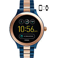 watch Smartwatch woman Fossil Q Venture FTW6002