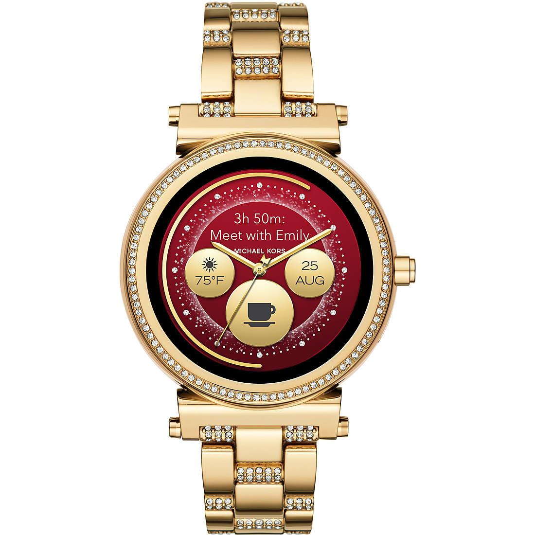 watch Smartwatch woman Michael Kors Sofie MKT5023