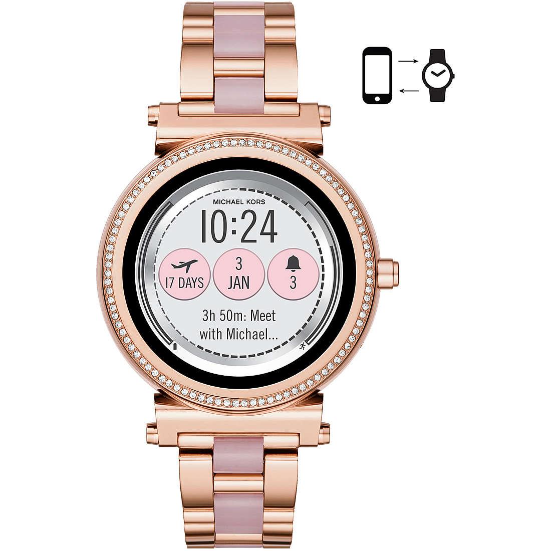 watch Smartwatch woman Michael Kors Sofie MKT5041