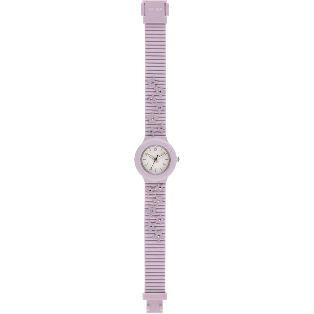 watch watch strap woman Hip Hop Starlets HWU0664