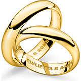 wedding ring unisex jewellery Comete Giulietta e Romeo ANB 1109G M7