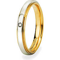 wedding ring unisex jewellery Unoaerre Brillanti Promesse 50 AFC 282/001 43 9