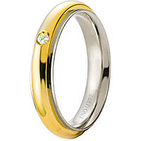 wedding ring unisex jewellery Unoaerre Brillanti Promesse 70 AFC 281/001 07 8