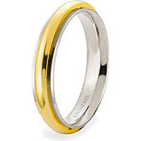 wedding ring unisex jewellery Unoaerre Brillanti Promesse 70 AFC 281 07 18