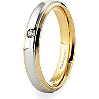 wedding ring unisex jewellery Unoaerre Brillanti Promesse 70 AFC 282/001 43 8