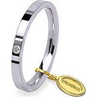 wedding ring unisex jewellery Unoaerre Cerchi Di Luce 25 AFC 2/001 04 8