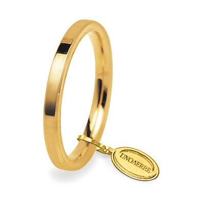 wedding ring unisex jewellery Unoaerre Cerchi Di Luce 25 AFC 2 01 8