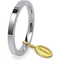 wedding ring unisex jewellery Unoaerre Cerchi Di Luce 25 AFC 2 04 26