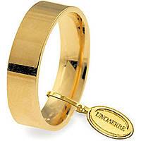 wedding ring unisex jewellery Unoaerre Cerchi Di Luce 50 AFC 111 01 11