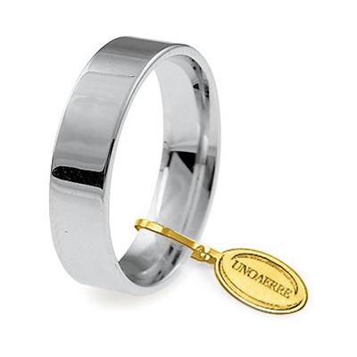 wedding ring unisex jewellery Unoaerre Cerchi Di Luce 50 AFC 111 04 8