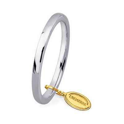 wedding ring unisex jewellery Unoaerre Comode 24 AFC 1 04 8