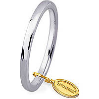 wedding ring unisex jewellery Unoaerre Comode 24 AFC 1 04 8