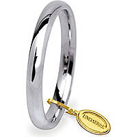 wedding ring unisex jewellery Unoaerre Comode 30 AFC 1 04 7