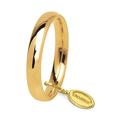 wedding ring unisex jewellery Unoaerre Comode 40 AFC 1 01 8