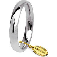 wedding ring unisex jewellery Unoaerre Comode 40 AFC 1 04 8