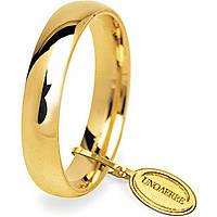 wedding ring unisex jewellery Unoaerre Comode 50 AFC 1 01 16