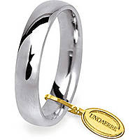 wedding ring unisex jewellery Unoaerre Comode 50 AFC 1 04 8