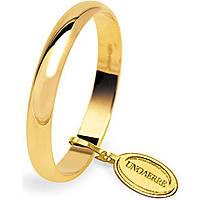 wedding ring unisex jewellery Unoaerre Fedi Classiche 30 AFN 1 01 13