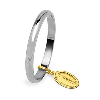 wedding ring unisex jewellery Unoaerre Fedi Classiche 30 AFN 4 04 8