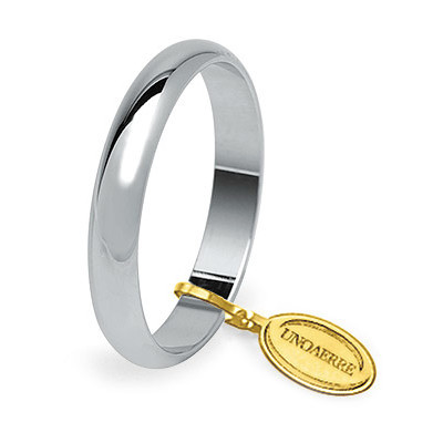 wedding ring unisex jewellery Unoaerre Fedi Classiche 40 AFN 1 04 9