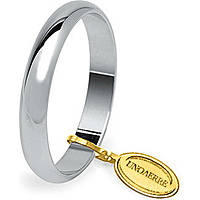 wedding ring unisex jewellery Unoaerre Fedi Classiche 40 AFN 1 04 9