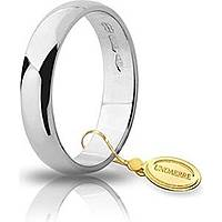 wedding ring unisex jewellery Unoaerre Fedi Classiche 40 AFN 6 04 9