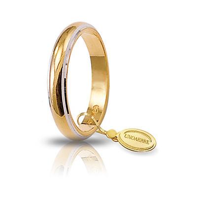wedding ring unisex jewellery Unoaerre Fedi Classiche 50 AFN 1/01 37 8