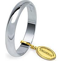 wedding ring unisex jewellery Unoaerre Fedi Classiche 50 AFN 1 04 8
