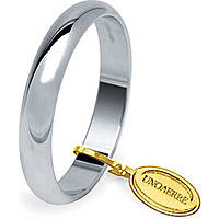 wedding ring unisex jewellery Unoaerre Fedi Classiche 50 AFN 1 04 9